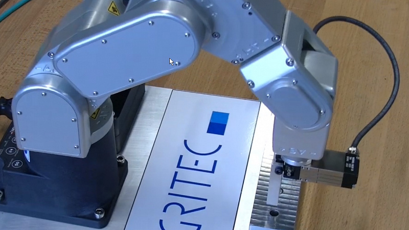 Meca500 six-axis robot